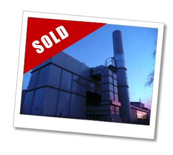 VOC Abatement Equipment sold
